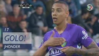 GOLO! Vitória FC, Jhonder aos 17', Moreirense FC 0-1 Vitória FC