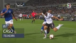 Vitória SC, Caso, Teixeira aos 81'