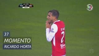 SC Braga, Jogada, Ricardo Horta aos 37'