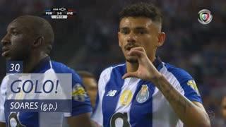GOLO! FC Porto, Soares aos 30', FC Porto 2-0 CD Aves