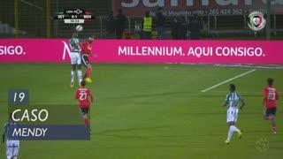 Vitória FC, Caso, Mendy aos 19'