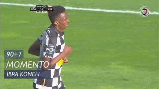 Boavista FC, Jogada, Ibra Koneh aos 90'+7'