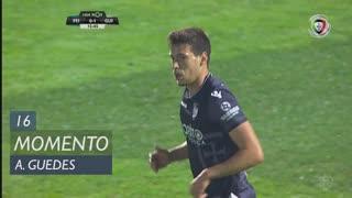 Vitória SC, Jogada, Alexandre Guedes aos 16'