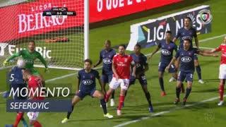 SL Benfica, Jogada, Seferovic aos 5'