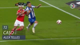 FC Porto, Caso, Alex Telles aos 72'
