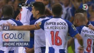 GOLO! FC Porto, André Pereira aos 43', FC Porto 2-0 Vitória SC