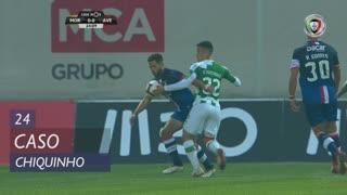Moreirense FC, Caso, Chiquinho aos 24'