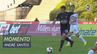 Belenenses SAD, Jogada, André Santos aos 28'