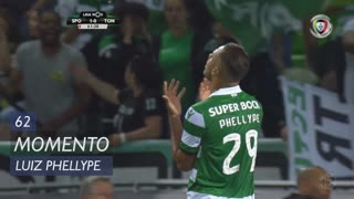 Sporting CP, Jogada, Luiz Phellype aos 62'