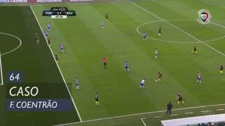 Rio Ave FC, Caso, Fábio Coentrão aos 64'