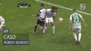 Rio Ave FC, Caso, Rúben Semedo aos 69'