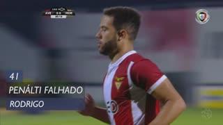 CD Aves, Jogada, Rodrigo aos 41'