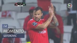 SL Benfica, Jogada, Seferovic aos 14'