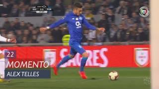 FC Porto, Jogada, Alex Telles aos 22'
