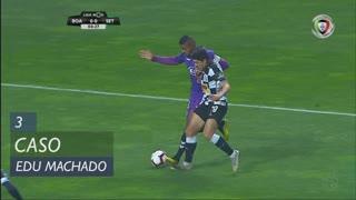Boavista FC, Caso, Edu Machado aos 3'