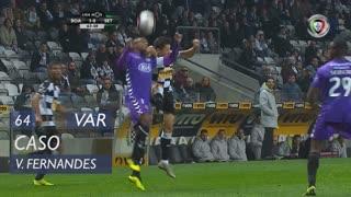 Vitória FC, Caso, Vasco Fernandes aos 64'