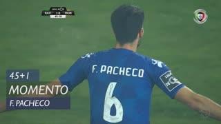 Moreirense FC, Jogada, Fábio Pacheco aos 45'+1'