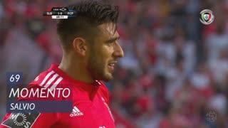 SL Benfica, Jogada, Salvio aos 69'