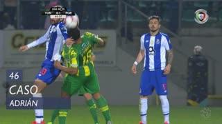 FC Porto, Caso, Adrián aos 46'