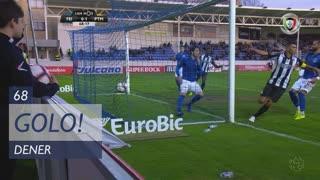 GOLO! Portimonense, Dener aos 68', CD Feirense 0-1 Portimonense