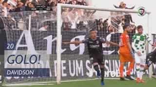 GOLO! Vitória SC, Davidson aos 21', Moreirense FC 1-1 Vitória SC