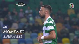 Sporting CP, Jogada, Bruno Fernandes aos 60'
