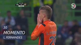 Portimonense, Jogada, Lucas Fernandes aos 30'