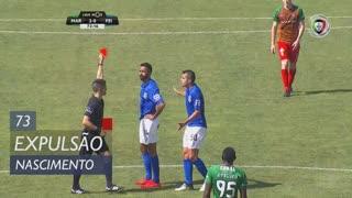 CD Feirense, Expulsão, Nascimento aos 73'
