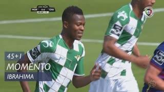 Moreirense FC, Jogada, Ibrahima aos 45'+1'