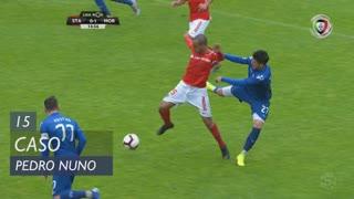 Moreirense FC, Caso, Pedro Nuno aos 15'