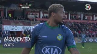 Vitória FC, Jogada, Berto aos 75'