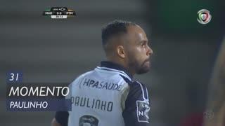 Portimonense, Jogada, Paulinho aos 31'