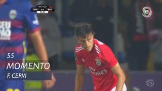 SL Benfica, Jogada, F. Cervi aos 55'