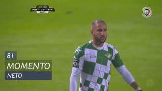 Moreirense FC, Jogada, Neto aos 81'