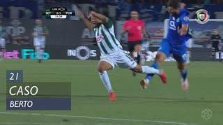 Vitória FC, Caso, Berto aos 21'