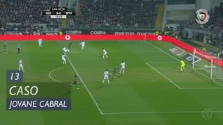 Sporting CP, Caso, Jovane Cabral aos 13'