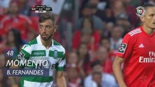 Sporting CP, Jogada, Bruno Fernandes aos 48'