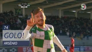 GOLO! Moreirense FC, Arsénio aos 74', Moreirense FC 1-0 Marítimo M.