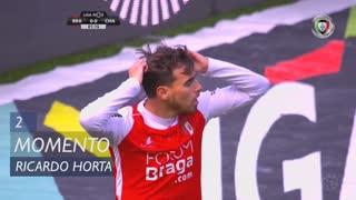 SC Braga, Jogada, Ricardo Horta aos 2'