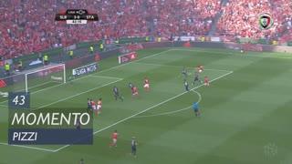 SL Benfica, Jogada, Pizzi aos 43'