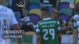 Sporting CP, Jogada, Luiz Phellype aos 32'