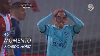 SC Braga, Jogada, Ricardo Horta aos 46'