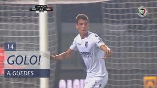 GOLO! Vitória SC, Alexandre Guedes aos 14', Vitória SC 1-0 SC Braga