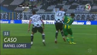 Boavista FC, Caso, Rafael Lopes aos 55'