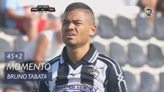 Portimonense, Jogada, Bruno Tabata aos 45'+2'