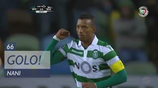 GOLO! Sporting CP, Nani aos 66', Sporting CP 3-0 Boavista FC