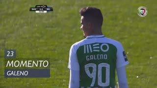 Rio Ave FC, Jogada, Galeno aos 23'