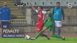 SC Braga, Penálti, Ricardo Horta aos 66'