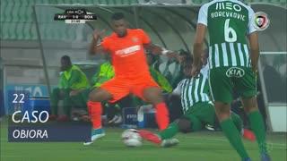Boavista FC, Caso, Obiora aos 22'