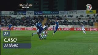 Moreirense FC, Caso, Arsénio aos 22'